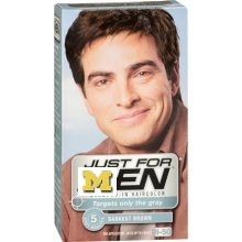 Just for Men.